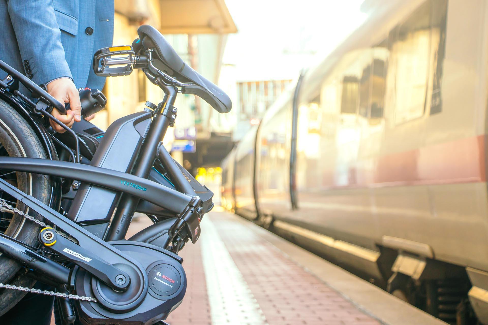Für die Mobilität der Pioniere sorgt der CarSharing-Anbieter Regio.Mobil aus der Region und eBikes, die die Stadt zur Verfügung stellt